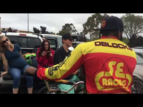 6061 & SE Bikes Cycle Squad Maniaccs Santa Cruz California Rideout