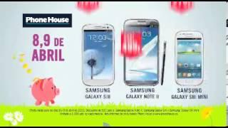 Llegan los Días Locos de Phone House - 8 y 9 abril 2013