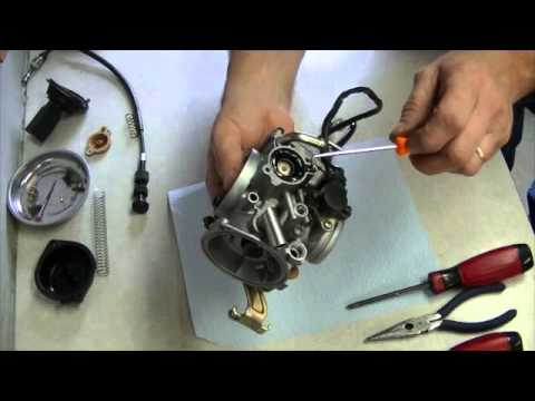 hqdefault road star carburetor disassembly youtube 2001 yamaha roadstar 1600 wiring diagram at soozxer.org