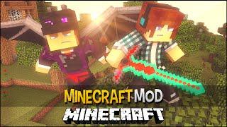 Minecraft Mod: A ESPADA MAIS FORTE DO MINECRAFT !! (Espada com mais de 1 Milhão de Dano)
