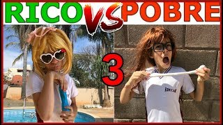 RICO VS POBRE FAZENDO AMOEBA / SLIME #3