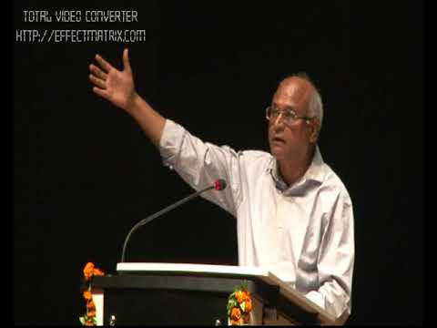 Prof kancha Ilaiah controversial speech on Bharat mata ki ja