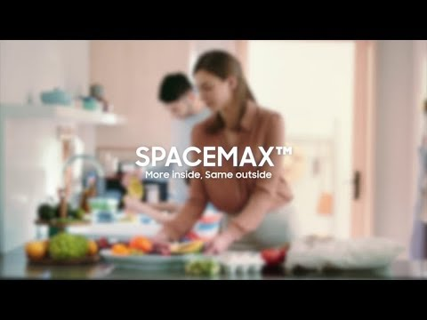 Samsung Side By Side Refrigerator With SpaceMax™ Technology