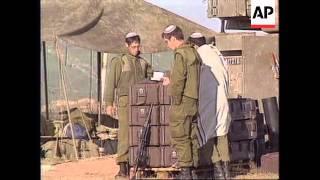 LEBANON: ISRAELI/LEBANON CEASEFIRE UPDATE (2)