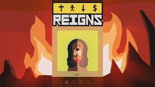 Reigns - Meeting the Devil Dog! - Let's Play Reigns Gameplay