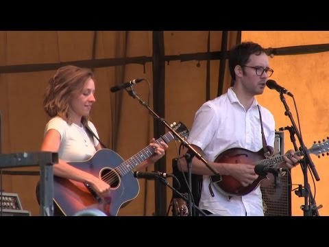 Long Journey Home - Mandolin Orange at Strawberry 2016