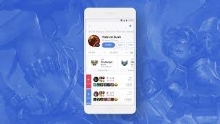 OP.GG Mobile app Renewal kr.ver