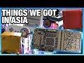 Electronics We Got in China & Taiwan, ft. Intel Tools & Bare Kingpin PCB