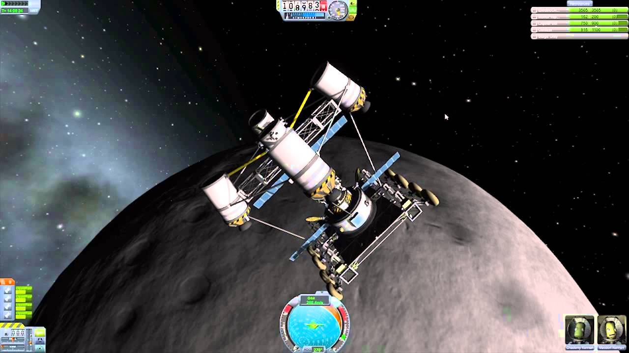 kerbal space program mun mission - photo #2