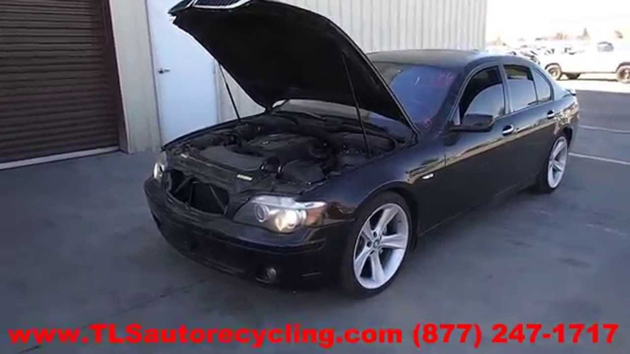 2007 bmw 750i parts for sale save up to 60  [ 1280 x 720 Pixel ]