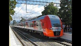 Экспресс-поезда «Ласточка» пустят между Минводами и Кисловодском