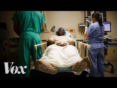A teenager's journey through weight loss surgery