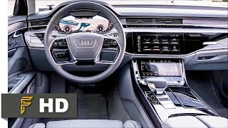 2018 Audi A8 Exclusive: INTERIOR - Most Luxurious Car Interior