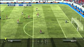 Fifa 12 Gameplay / Review comentário com Seymour