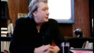 """Alain Bashung """"En Aparté"""" (partie 1)"""