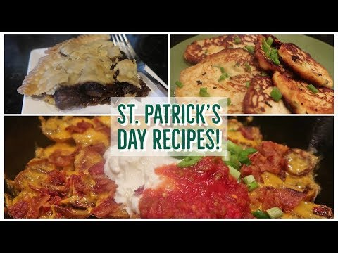 3 St. Patrick's Day recipes sure to make you feel all Erin go Bragh!
