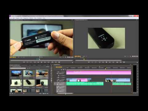 The Tech Ninjas Video Editing Workflow Using Adobe Creative!  For Android Authority
