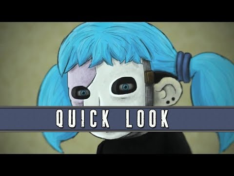 Sally Face (Quick Look) - Phantom of the Apartment [Halloweek 3 Highlights]