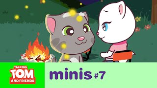 Talking Tom and Friends Minis - Camping Trip (Episode 7) thumbnail