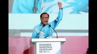 Anwar dedicates a poem to his steadfast followers