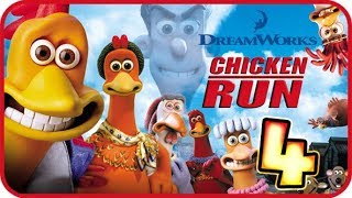 Chicken Run Walkthrough Part 4 (PS1, PC, Dreamcast) Act 3 - 1 Gameplay