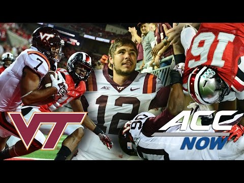 How Virginia Tech Beat Ohio State in 2014 | ACC Now
