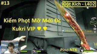 [ Đột Kích - L4D2 ] Tập 13 : Chặng Đường Dài với Những Vũ Khí VIP Hiếm Thấy | Pino.NTK ✔