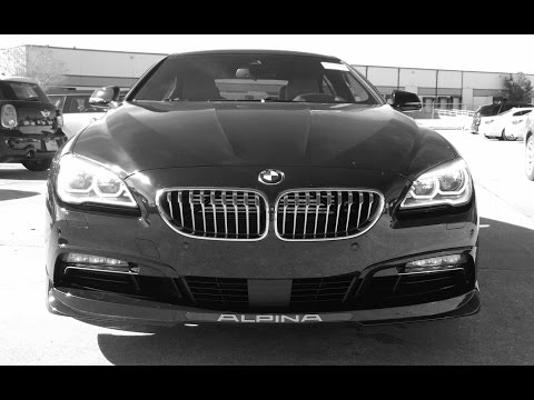 600HP 2016 BMW ALPINA B6 (BMW M6 Brother) Gran Coupe Full Review /Start Up /Exhaust