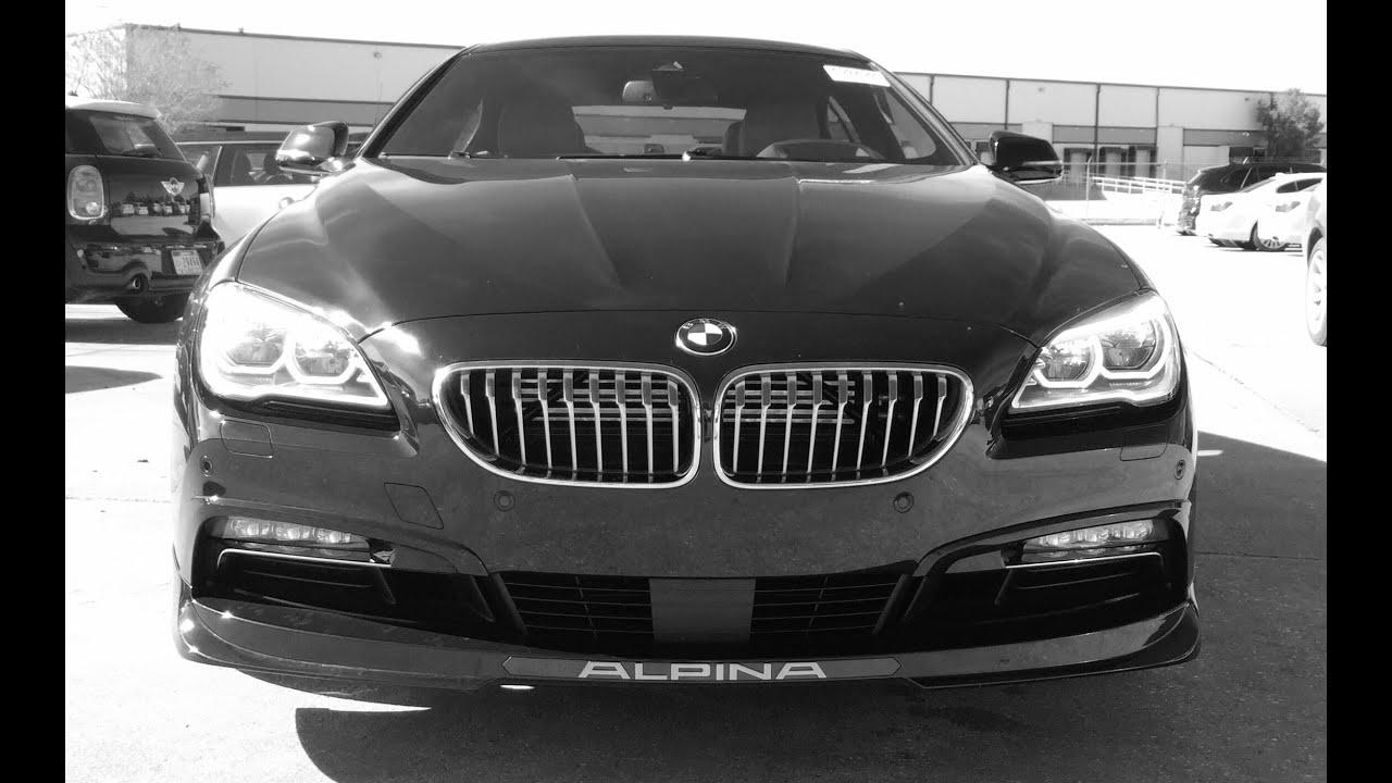 HP BMW ALPINA B BMW M Brother Gran Coupe Full Review - Alpina b6 xdrive gran coupe