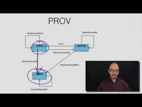 Metadata MOOC 4-11: Provenance