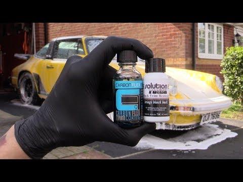 40 Year Old Porsche Targa Trim 'Restoration'