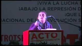 Repeat youtube video PTR de Chile en el Acto Internacionalista organizado por el PTS en el Frente de Izquierda
