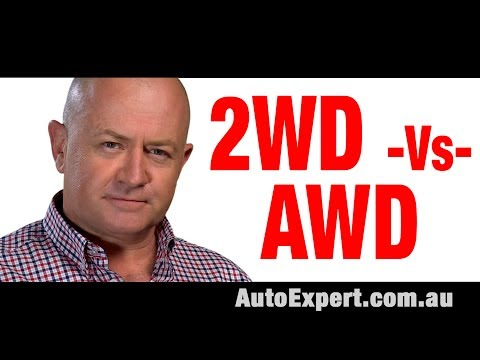 2WD versus AWD SUV: Which is best? | Auto Expert John Cadogan | Australia