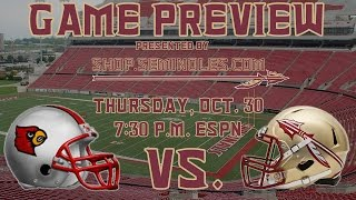 Game Preview: Florida State vs. Louisville