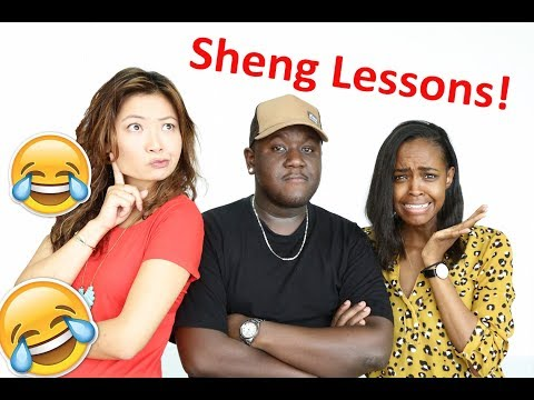 Sheng Lessons with DJ Joe Mfalme | Our2Cents