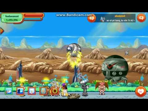 Ngọc Rồng Online : Bang Never_Gold Cướp Ngọc Rồng Đen 1s k2