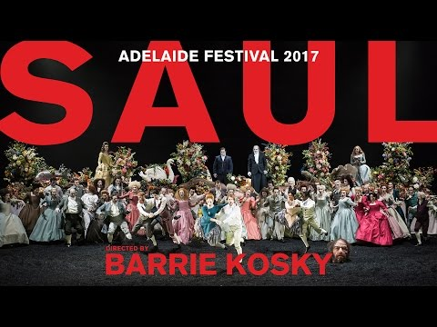 Saul | Adelaide Festival 2017