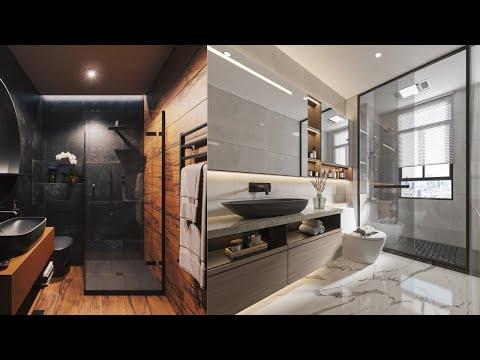Modern Bathroom Design Ideas Trends 2021:Bathroom Remodeling