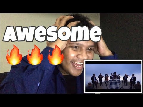 Alffy Rev - Official Songs 18th Asian Games 2018 Mash-up COVER *REACTION*
