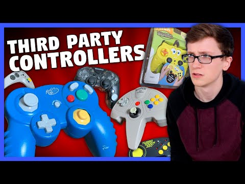 Third Party Controllers - Scott The Woz
