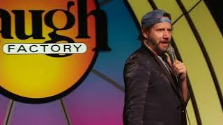 Jamie Kennedy Stand-Up | Homeless