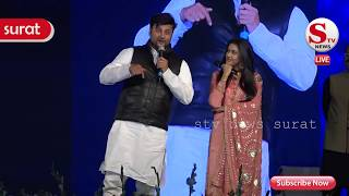 Anubhav Mohanty & varsha priyadarshini II Speech
