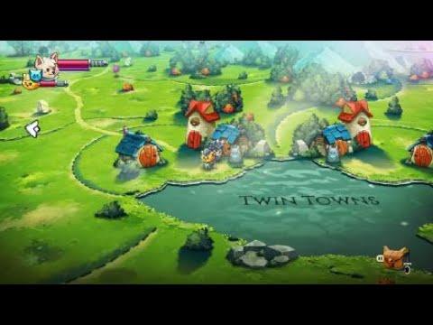 Bubbles Panda, Cat Quest II twin town glitch |