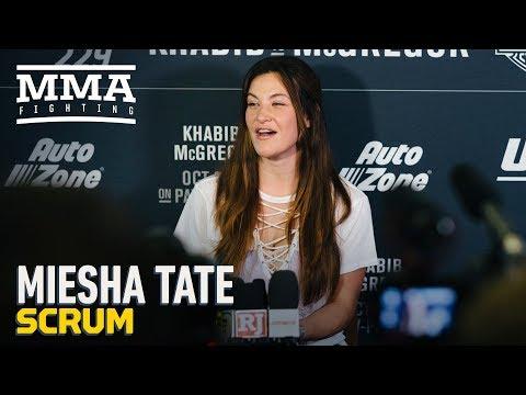 Miesha Tate Breaks Down Khabib vs. McGregor, Cyborg vs. Nunes - MMA Fighting