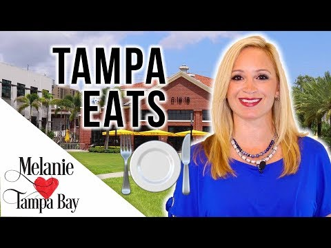 Best Tampa Restaurants 🍽️ Top Eats From Fine Dining To Casual | MELANIE ❤️ TAMPA BAY