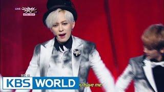 BOYFRIEND (보이프렌드) - WITCH [Music Bank HOT Stage / 2014.11.07]