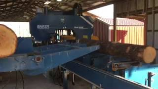 Two Man Dominator Sawmill System in Action!!! FULL VIDEO