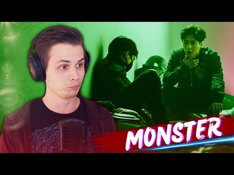 EXO - Monster РЕАКЦИЯ