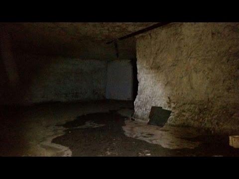 Osage Asphalt Mine Underground Exploration: Small Limestone Mine