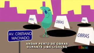 """Dumb Ways to Die"" em Belo Horizonte -- TV BHAZ"